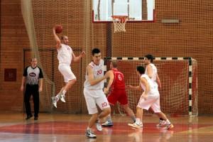 Preglej skok