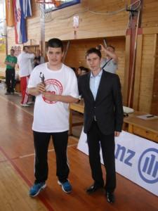Bruno Funtak, najbolji strijelac (KK Belišće)